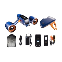 Picture of SUBLUE-Underwater Scooter with Floater - (Space Blue)