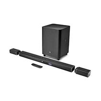 Picture of JBL-5.1 Channel 4K Ultra JD Soundbar with True Wireless Surround Speakers