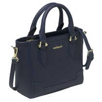 Picture of CACHAREL-Lady Bag Victoire - (Navy)