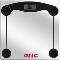 Picture of GNC-AccuWeightPlus Talking Digital Bathroom Scale White