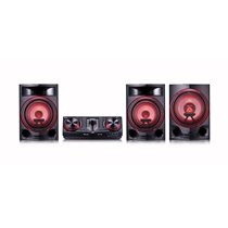 Picture of LG ELECTRONICS-XBOOM 2900 Watt Bluetooth Audio System with Karaoke Creator