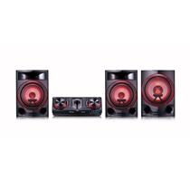 Picture of LG ELECTRONICS-XBOOM 2900 Watt Bluetooth Audio System with Karaoke Creator
