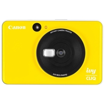 Picture of CANON-IVY Cliq Instant Film Camera - (Bumblebee Yellow)