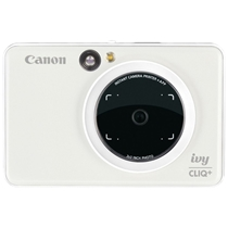 Picture of CANON-IVY Cliq Plus Instant Film Camera - (Pearl White)