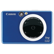 Picture of CANON-IVY Cliq Plus Instant Film Camera - (Sapphire Blue)
