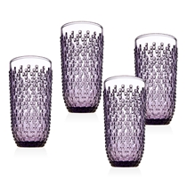 Picture of GODINGER-8.5 - Ounce Alba DOF Glasses - (Set of 4) - (Amethyst)