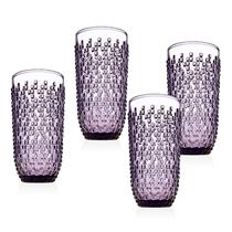 Picture of GODINGER-8.5 - Ounce Alba DOF Glasses - (Set of 4) - (Amethyst)
