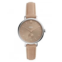 Picture of FOSSIL-Womens Kayla Three-Hand Fig Leather Watch