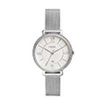 Picture of FOSSIL-Womens Jacqueline Three-Hand Date Stainless Steel Watch