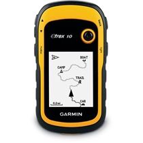 Picture of GARMIN-2.2 Inch - Handheld GPS Navigator with Monochrome Display