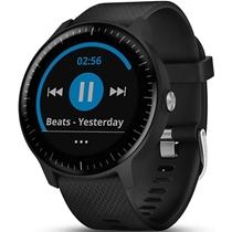 Picture of GARMIN-Vivoactive 3 Music Smart Watch - (Black)