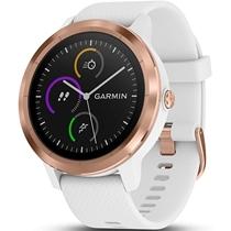 Picture of GARMIN-Vivoactive 3 Smart Watch - (White Rose)