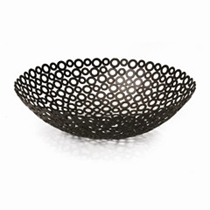 Picture of HELPING HANDS-Iron Washer Bowl - 11 Black
