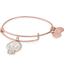 Picture of ALEX AND ANI-Falcon Bangle - (Shiny Rose Gold)