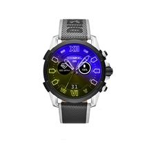 Picture of DIESEL-Full Guard 2.5 Touchscreen Smartwatch - (Black Nylon)