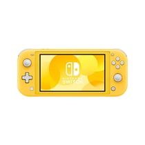 Picture of NINTENDO-Switch Lite Console - (Yellow)