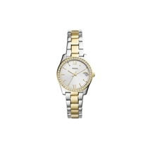 Picture of FOSSIL-Scarlette Three-Hand Date Stainless Steel Watch