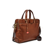 Picture of FOSSIL-Mens Defender Double Zip Workbag