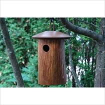 Picture of BYER OF MAINE-Natural Bluebird Home