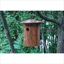Picture of BYER OF MAINE-Natural Chickadee Home
