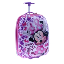 Picture of DISNEY-Minnie Mouse Rolling Luggage