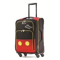 Picture of AMERICAN TOURISTER-21 - Inch Disney All Ages Softside Spinner - (Mickey Pants)