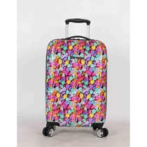Picture of BETSEY JOHNSON-20 - Inch Hardside 8W Expandable Spinner - (Candy Heart Print)