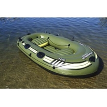 Picture of SOLSTICE-Outdoorsman 9000 4 Person Fishing Boat