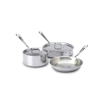 Picture of ALL-CLAD-Stainless Steel Cookware Set - (5 Piece)