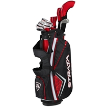 Picture of CALLAWAY-Strata Plus Mens Right Hand Complete Package Golf Club Set - (14 Piece)