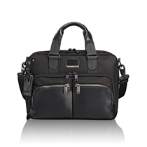 Picture of TUMI-Bravo Albany Slim Commuter Brief - (Black)