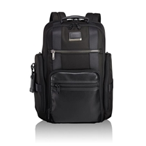 Picture of TUMI-Bravo Sheppard Deluxe Backpack  - (Black)