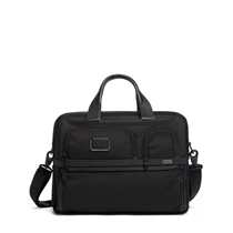 Picture of TUMI-Alpha 3 Expandable Organizer Laptop Brief - (Black)