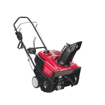 Picture of HONDA-Manual Start Single Stage Gas Snow Blower with Snow Director Chute Control