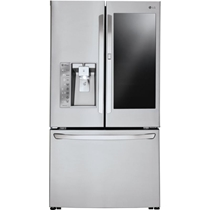 Picture of LG APPLIANCES-24 - Cubic Foot Smart Wi-Fi Enabled InstaView Door-In-Door Counter-Depth Refrigerator