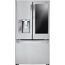 Picture of LG APPLIANCES-24 - Cubic Foot Smart Wi-Fi Enabled InstaView Door-In-Door Counter-Depth Refrigerator