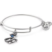 Picture of ALEX AND ANI-Anchor Charm Bracelet - (Rafaelian Silver Finish)