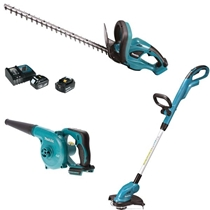 Picture of MAKITA-18V LXT Lithium-Ion Cordless Yard Work Set