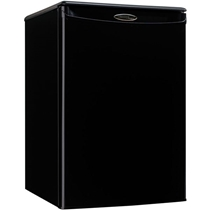 Picture of DANBY-Designer Energy Star 2.6 Cu. Ft. Compact All Refrigerator in Black