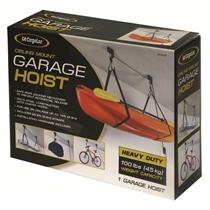 Picture of ALLIED INT'L-CargoLoc Ceiling Mount Garage Hoist