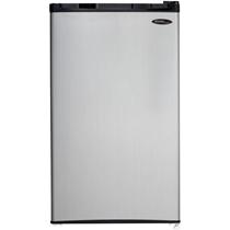 Picture of DANBY-Energy Star 3.2 Cu. Ft. Compact Refrigerator/Freezer with Spotless Steel Door