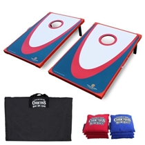 Picture of DRIVEWAY GAMES-Backyard Edition Wood Corntoss Game w/ Carry Bag