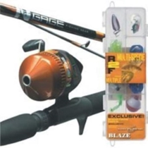 Picture of SOUTH BEND FISHING-Spin Cast Catfish Combo W/Kit