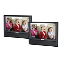Picture of RCA-9 inch Dual Screen Mobile DVD Player