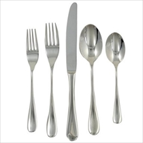 Picture of GINKO CUTLERY-20Pc 1810 Stainless Flatware Set-Firenze