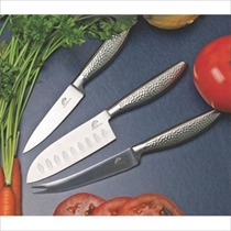 Picture of GINKO CUTLERY-3Pc Stainless Bar Knife Set