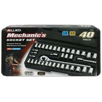 Picture of ALLIED INT'L-40-Piece Mechanic's Socket Set