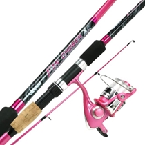 Picture of OKUMA-Fin Chaser  inchX inch Series Combo- PINK