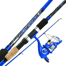 Picture of OKUMA-Fin Chaser  inchX inch Series Combo- Blue
