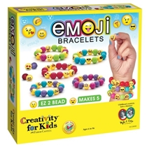 Picture of CREATIVITY FOR KIDS-Emoji Bracelets